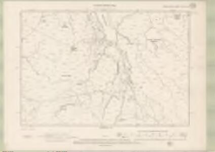 Argyll and Bute Sheet XXV.NW - OS 6 Inch map