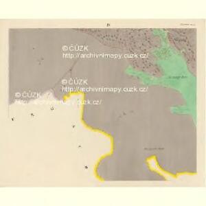 Alt und Neu-Klitschau - c3160-1-007 - Kaiserpflichtexemplar der Landkarten des stabilen Katasters