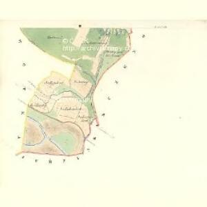 Prziluk - m2467-1-002 - Kaiserpflichtexemplar der Landkarten des stabilen Katasters