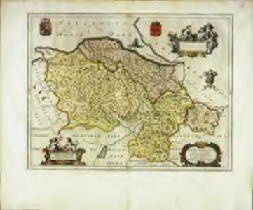 Denbigiensis comitatus et comitatus Flintensis