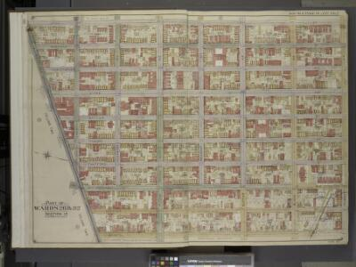 Brooklyn, Vol. 4, Double Page Plate No. 2; Part of    Wards 26 & 32, Section 12; [Map bounded by Powell St., Dumont Ave.; Including    Bristol St., East New York Ave.]