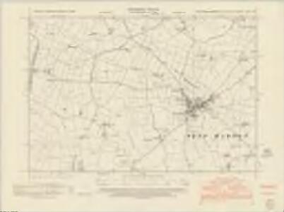 Northamptonshire XXIX.SE - OS Six-Inch Map