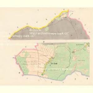 Neubäu - c5300-1-001 - Kaiserpflichtexemplar der Landkarten des stabilen Katasters