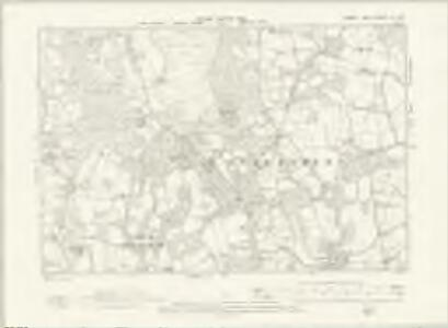 Sussex XI.SW - OS Six-Inch Map