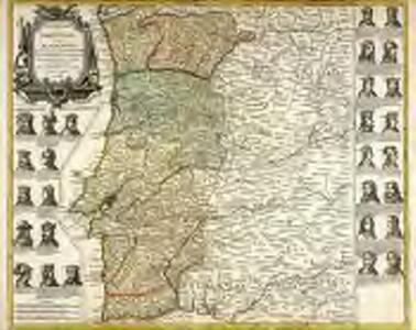 Les royaumes de Portugal et des Algarves
