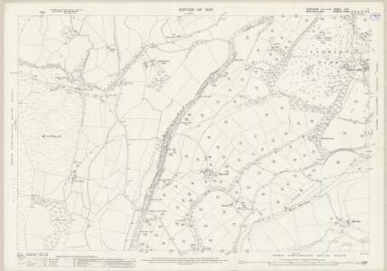 Yorkshire LXIII.2 (includes: Firbank; Killington; Middleton; Sedbergh) - 25 Inch Map