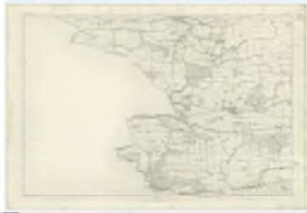 Fife, Sheet 34 - OS 6 Inch map