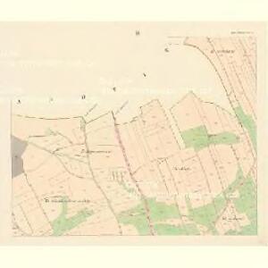 Klattau (Klattowy) - c3137-1-003 - Kaiserpflichtexemplar der Landkarten des stabilen Katasters