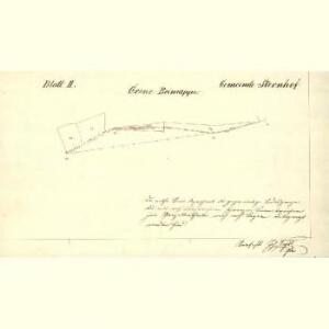 Sternhof - c2443-3-003 - Kaiserpflichtexemplar der Landkarten des stabilen Katasters
