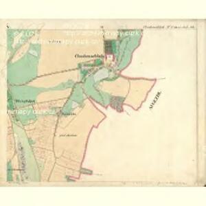 Chodenschloss - c7957-1-005 - Kaiserpflichtexemplar der Landkarten des stabilen Katasters