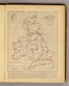 Angleterre, Irelande & Ecosse 1281 a 1400.
