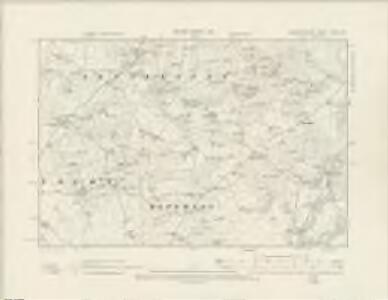 Caernarvonshire XXXIX.SE - OS Six-Inch Map