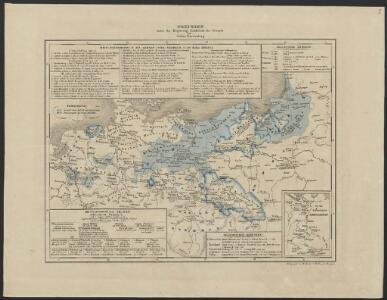 [Historisch-geographischer Atlas zu den allgemeinen Geschichtswerken von C. v. Rotteck, Pölitz u. Becker] : Preussen unter der Regierung Friedrich's des Grossen