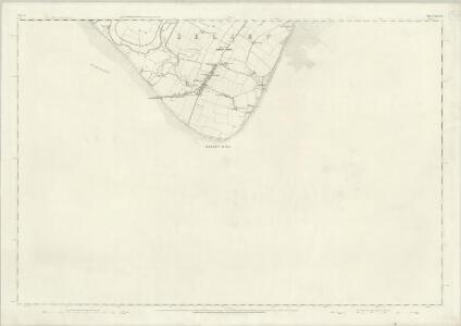 Sussex LXXXI - OS Six-Inch Map