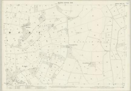 Somerset LII.8 (includes: Glastonbury; West Pennard) - 25 Inch Map