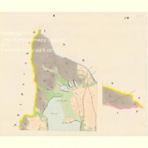 Jareschau - c2778-1-002 - Kaiserpflichtexemplar der Landkarten des stabilen Katasters