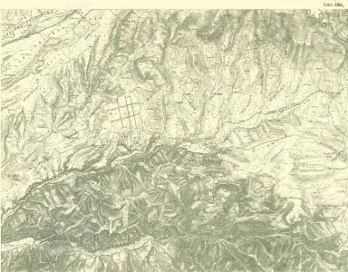III. vojenské mapování 4364/3