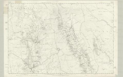 Westmorland XXVII - OS Six-Inch Map