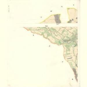 Palkowitz - m2217-1-007 - Kaiserpflichtexemplar der Landkarten des stabilen Katasters