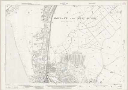 Cheshire XII.7 (includes: Grange; Hoylake cum West Kirby) - 25 Inch Map