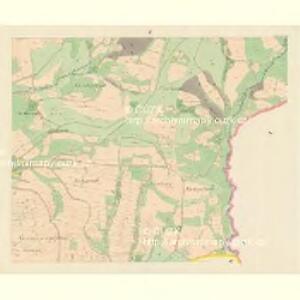 Krhowa - m1360-1-005 - Kaiserpflichtexemplar der Landkarten des stabilen Katasters