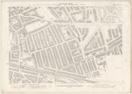 London X.40 - OS London Town Plan
