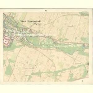 Römerstadt - m2662-1-006 - Kaiserpflichtexemplar der Landkarten des stabilen Katasters
