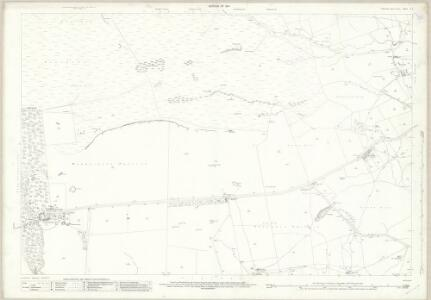 Yorkshire IV.6 (includes: Lunedale; Mickleton) - 25 Inch Map