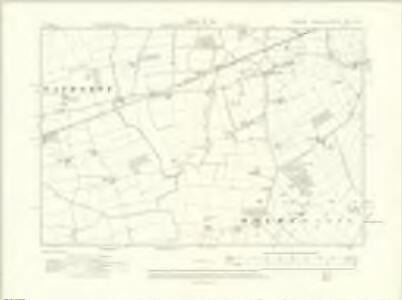 Yorkshire CCVIII.SW - OS Six-Inch Map