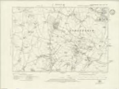 Gloucestershire XVIII.SW - OS Six-Inch Map