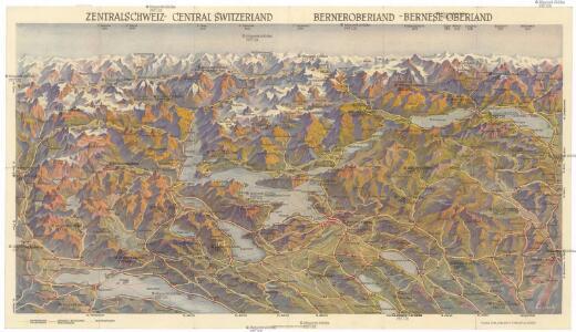 Zentralschweiz - Central Switzerland