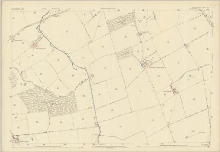 Huntingdonshire V.5 (includes: Alwalton; Chesterton; Elton; Haddon) - 25 Inch Map