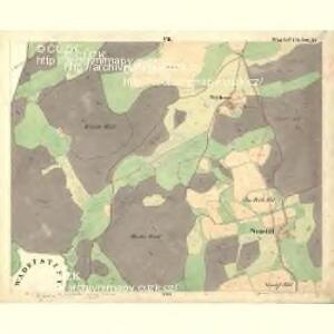 Planles - c5808-1-008 - Kaiserpflichtexemplar der Landkarten des stabilen Katasters