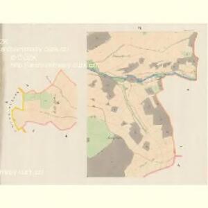 Goldenstein (Golsten) - m0204-2-001 - Kaiserpflichtexemplar der Landkarten des stabilen Katasters