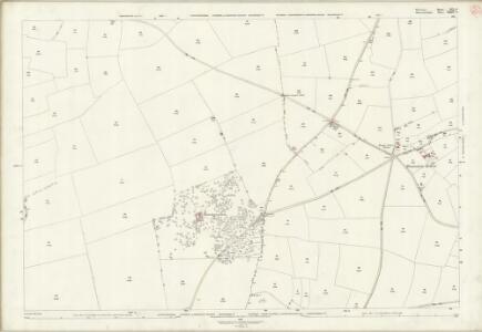 Wiltshire XIX.9 (includes: Marshfield; Nettleton; North Wraxall) - 25 Inch Map