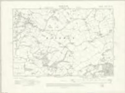Cheshire XVIII.SE - OS Six-Inch Map