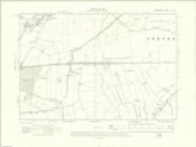 Berkshire XIV.NE - OS Six-Inch Map