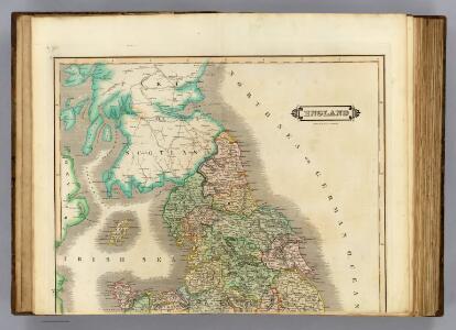 England (north)