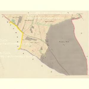 Koschowitz - c3395-1-005 - Kaiserpflichtexemplar der Landkarten des stabilen Katasters
