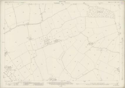 Essex (New Series 1913-) n XXV.9 (includes: Lindsell; Little Bardfield; Stebbing) - 25 Inch Map