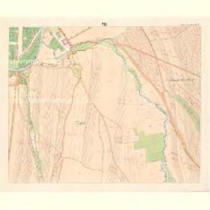 Ungarisch Brod (Uherski Brod) - m3197-1-007 - Kaiserpflichtexemplar der Landkarten des stabilen Katasters