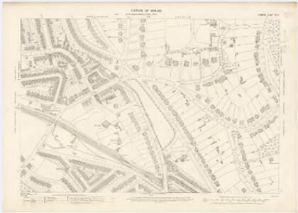 London XV.16 - OS London Town Plan
