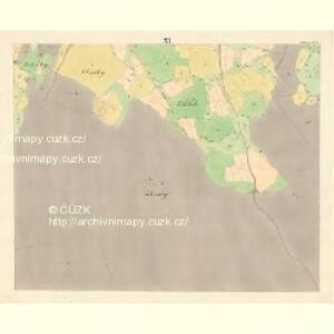 Stittna - m3061-1-009 - Kaiserpflichtexemplar der Landkarten des stabilen Katasters