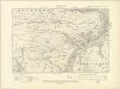Yorkshire CCXXIX.NE - OS Six-Inch Map