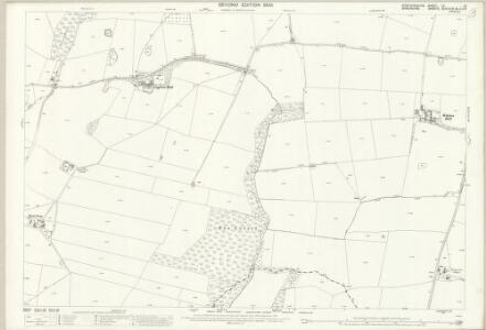 Staffordshire LV.13 (includes: Albrighton; Beckbury; Boningale; Patshull; Ryton) - 25 Inch Map