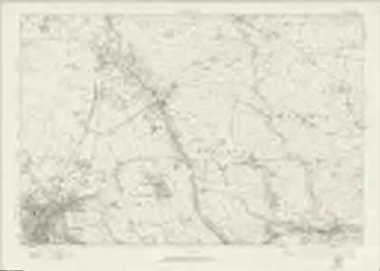 Derbyshire XV - OS Six-Inch Map