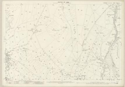 Yorkshire CXXXIV.6 (includes: Grassington; Hebden) - 25 Inch Map