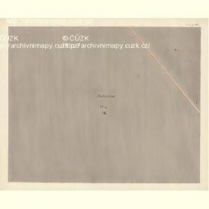 Göding (Hodonin) - m0741-1-008 - Kaiserpflichtexemplar der Landkarten des stabilen Katasters
