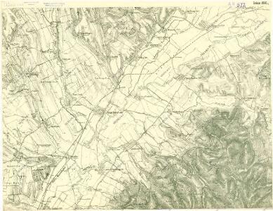 III. vojenské mapování 4560/4