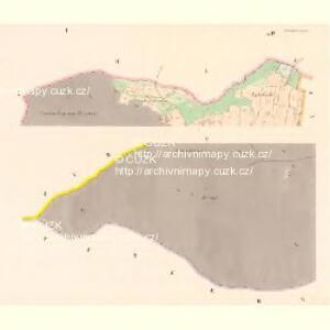 Neuzedlisch - c5287-1-001 - Kaiserpflichtexemplar der Landkarten des stabilen Katasters